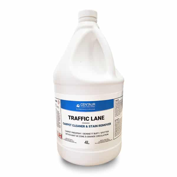 traffic lane floor chemical