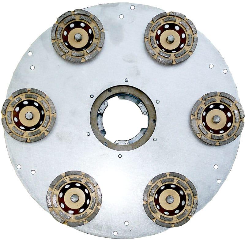 aluminum magpie cup wheels