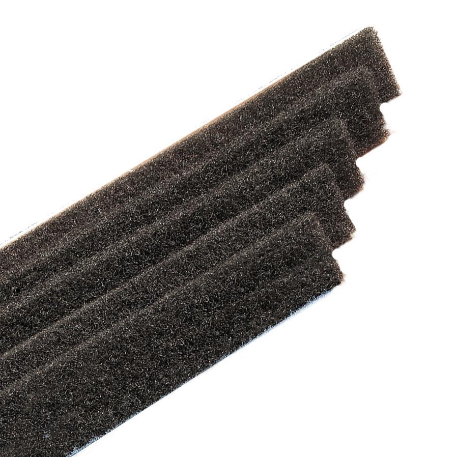 black pad strip