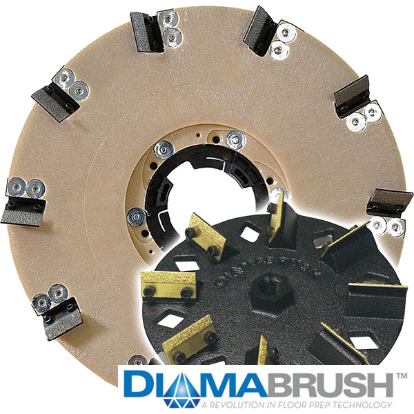 diamabrush mastic removal tool