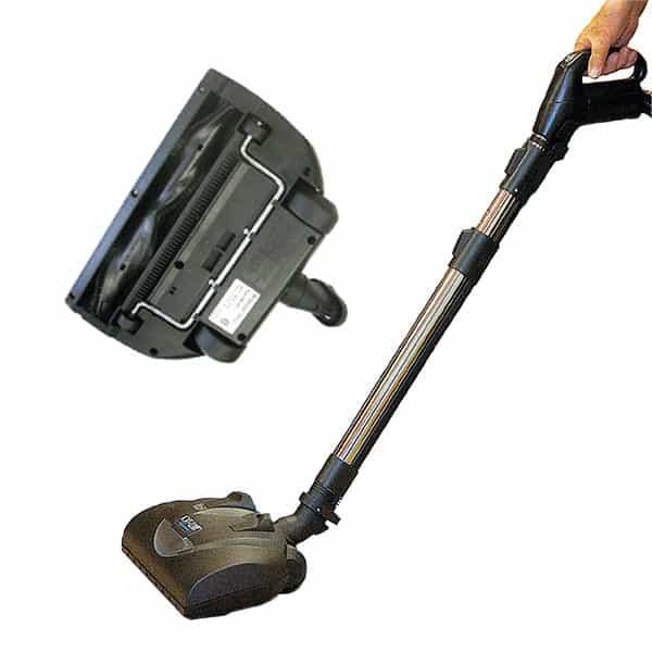 12-inch wessel werk power brush - vacuum accessories