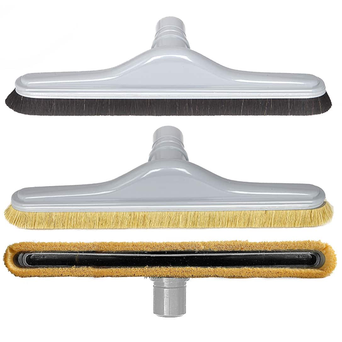 14-inch smooth surface brush