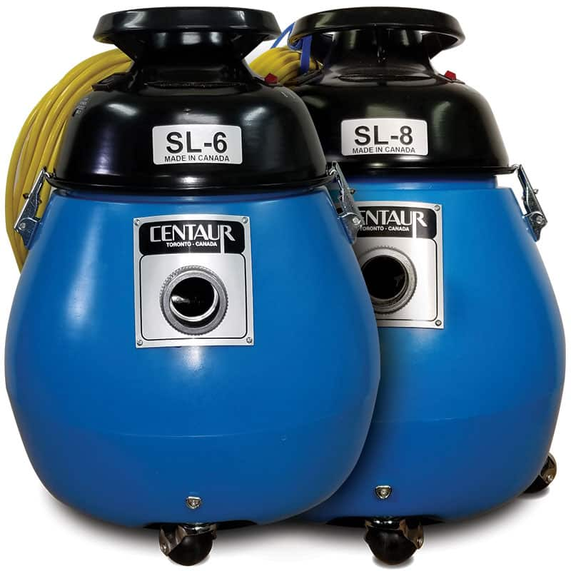 Robust Wet/Dry Vacuum Cleaners