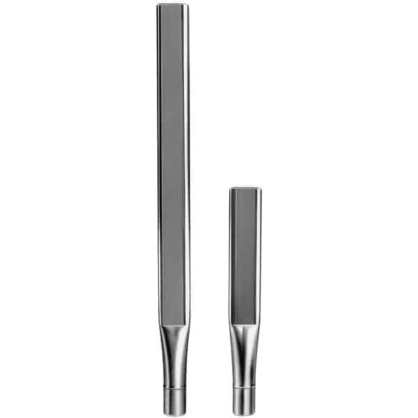 steel crevice tools