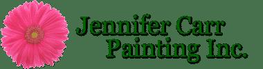 jennifer car painting logo