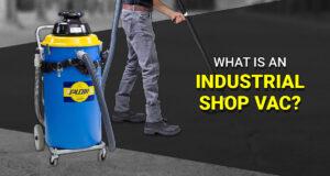 industrial shop vac