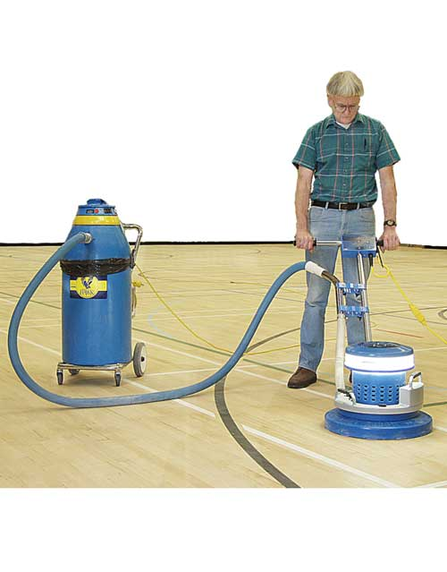 Woodpecker - Dustless floor sander